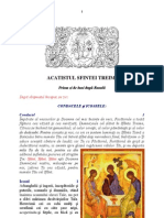 Acatistul Sfintei Treimi-Dokument (Neu)