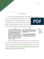 Prophet or Plagiarist 100926