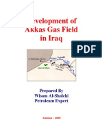 Development of Akkas Gas Field in Iraq