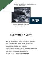 Conferencia Contaminacion MARPOL