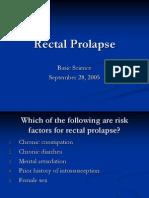 RectalProlapse