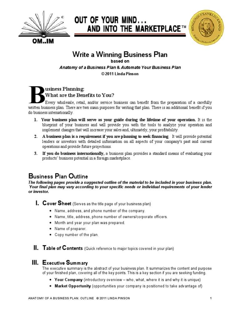 Outline   Cash Flow Statement   Balance Sheet