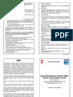 QMS-LA Brochure Ver 7.0 Rev 00