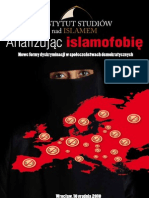 Analizujac islamofobię, biuletyn