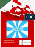 ITD #5 09 Sep 2011 | Social Media and the CIO