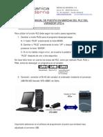 IyCnet Manual Puesta Marcha PLC Del VFD-e
