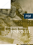 RSE - Reportaje Ranking Nacional de RSE PROhumana 2011