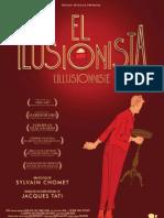 PRESSBOOK EL ILUSIONISTA