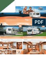 11050313 Carado Caravan Broschuere