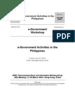 e Government