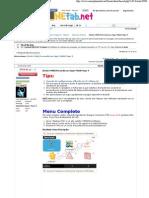 [Guida N900] Personalizzare Sygic Mobile Maps 9