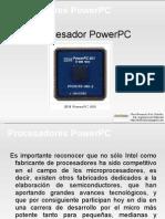 Procesadores PowerPC