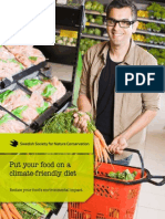 Put your food on a climate-friendly diet