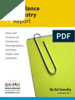 Freelance Industry Report 2011