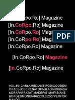 Perform Are] in.corpo.ro - Magazine Vol. #01