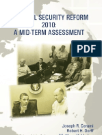 National Security Reform 2010