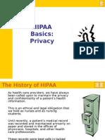 HIPAA Basics