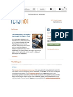 ICTJ World Report September 2011