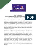 Firmenweihnachtsfeiern im Legoland Discovery Centre Duisburg