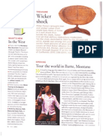 PSI Bands featured in Via (AAA) Magazine