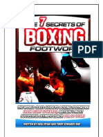 Seven Secrets Boxing Footwork