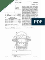 1976 07-20 Stanley Meyer's Solar Heating System - Patent 3970070