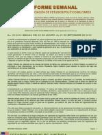 Informe Semanal Aepm 29ago-05sep10