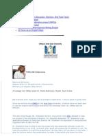 Arab Open University Uses OWCp