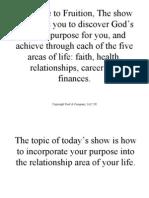 EYP Relationships Rv41008