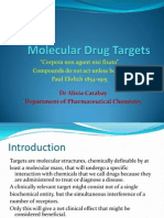 Molecular Drug Targets-1