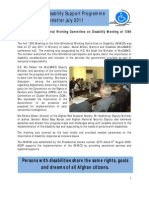 ADSP Newsletter July 2011 English