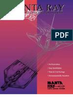 Manta Ray Brochure