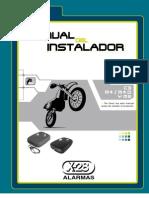 Instal Moto