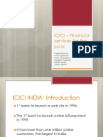 ICICI Rural Banking