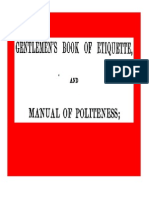 32777407 Gentlemen s Book of Etiquette and Manner of Politeness