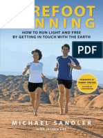 Barefoot Running by Michael Sandler and Jessica Lee -- Excerpt