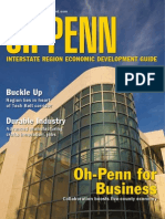 Oh-Penn Interstate Region Economic Development Guide 2011