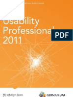 Usability Professionals 2011 - Tagungsband