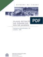 plano estrategico 2001-2004