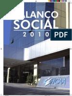 Balanço Social 2010