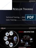 Awareness-SONAR Reseller Training FULL