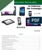 E-Book As Empresas São Tecnologia E-Consulting Corp. 2011