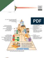 Survival - Emergency Food Pyramid