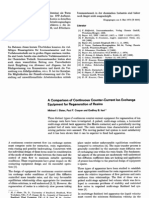 1975-A Comparison of Continuous Counter Current Ion Exchange Equipment for Regeneration of Resins