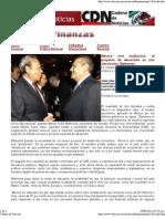 9-09-11 México vive multicrisis; el proyecto de desarrollo es una simulación - Beltrones