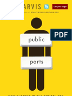 Public Parts by Jeff Jarvis - Read the Introduction