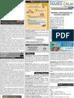 boletin distrital MASKIL CALAI 13