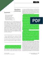 Plant Patogen Interactions