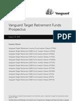 Vanguard Target Prospectus