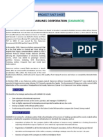 Camairco Project Factsheet[1]